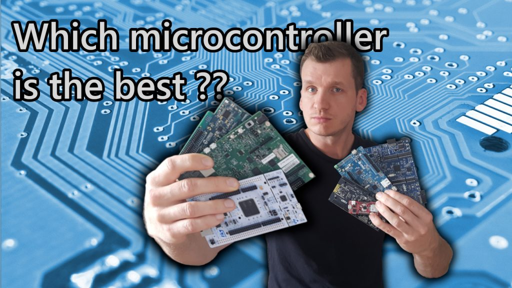 how to select a microcontroller banner