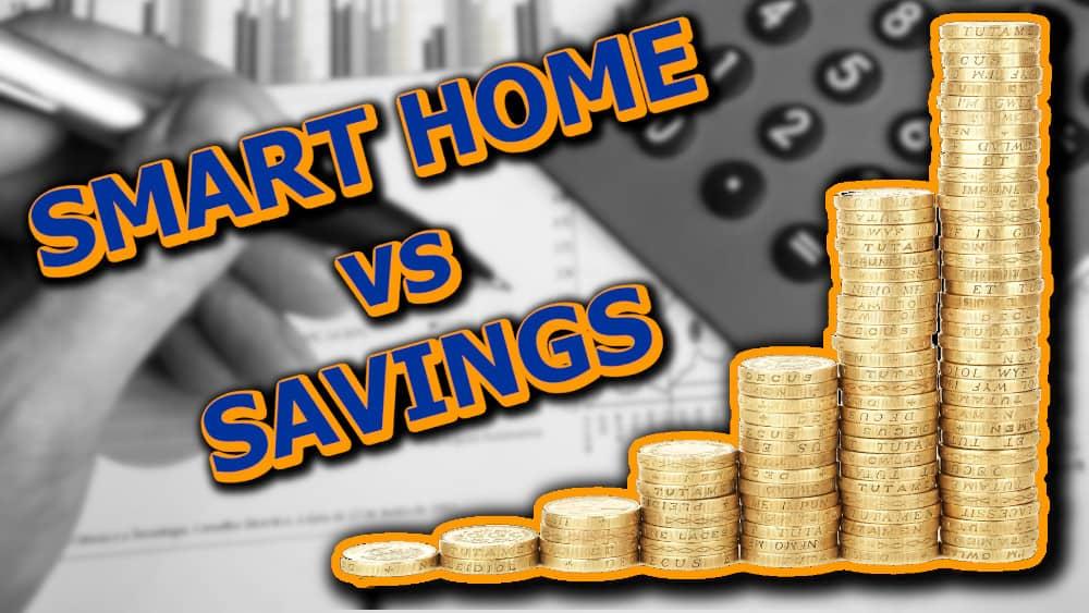 Smart Home - energy save