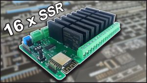 EXTENSION BOARD with SSR