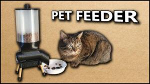 ss4h-pf pet feeder